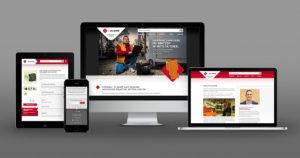 Caliente: Website Design