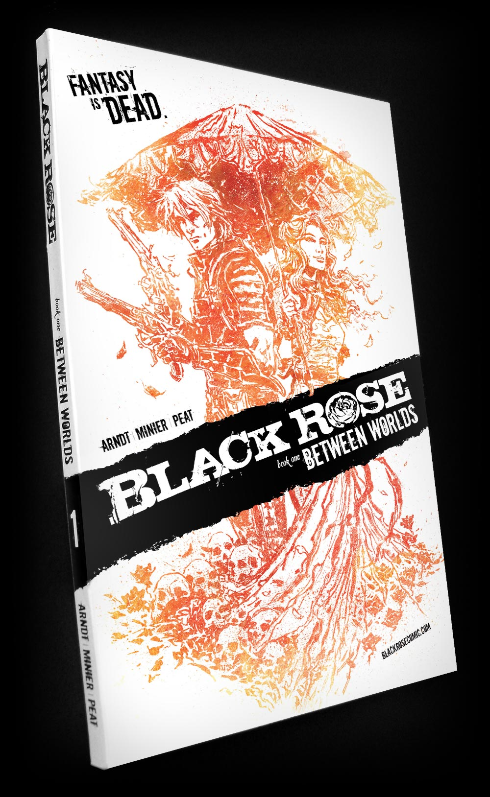 Black Rose: Book 1