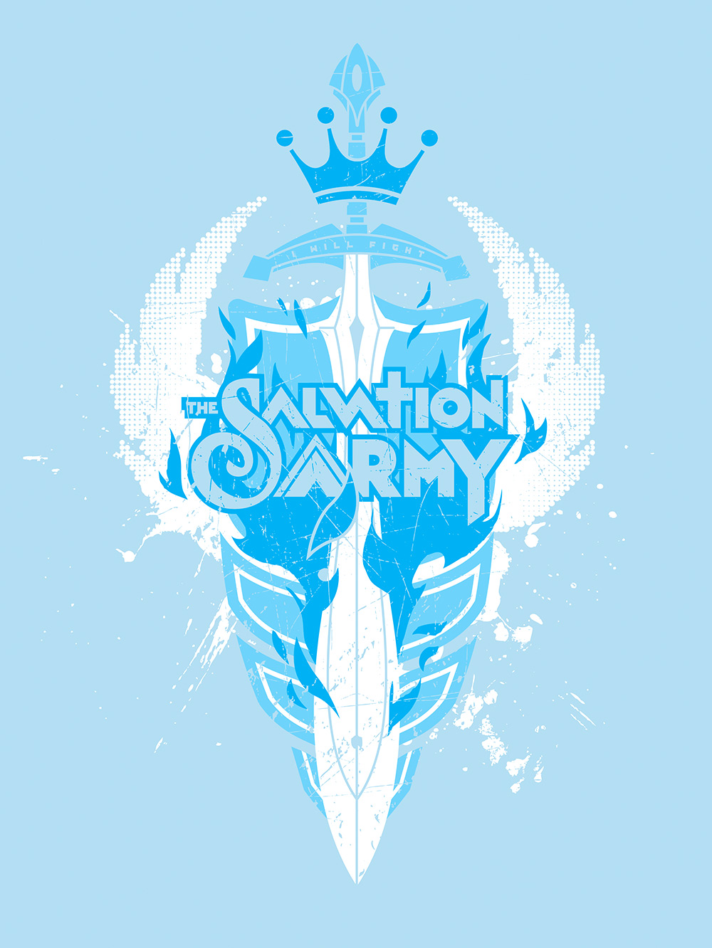 Salvation Army: Illustration