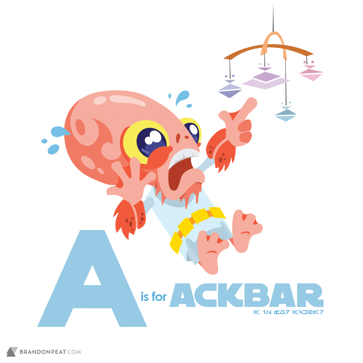 A Is For Ackbar: A Is For Ackbar