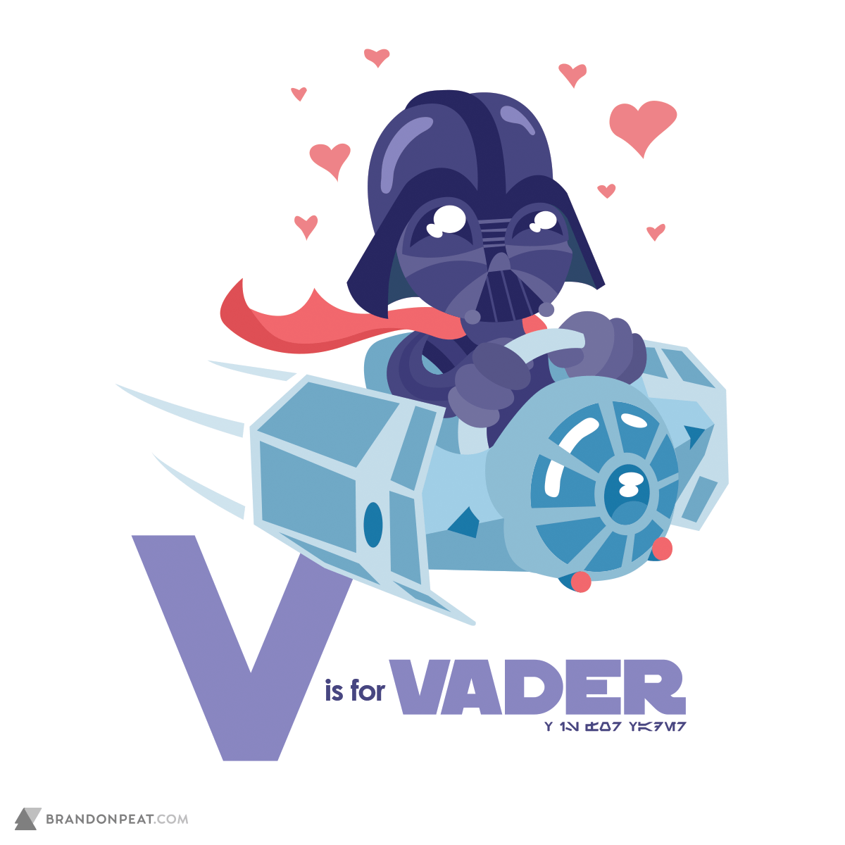 A Is For Ackbar: V Is For Vader