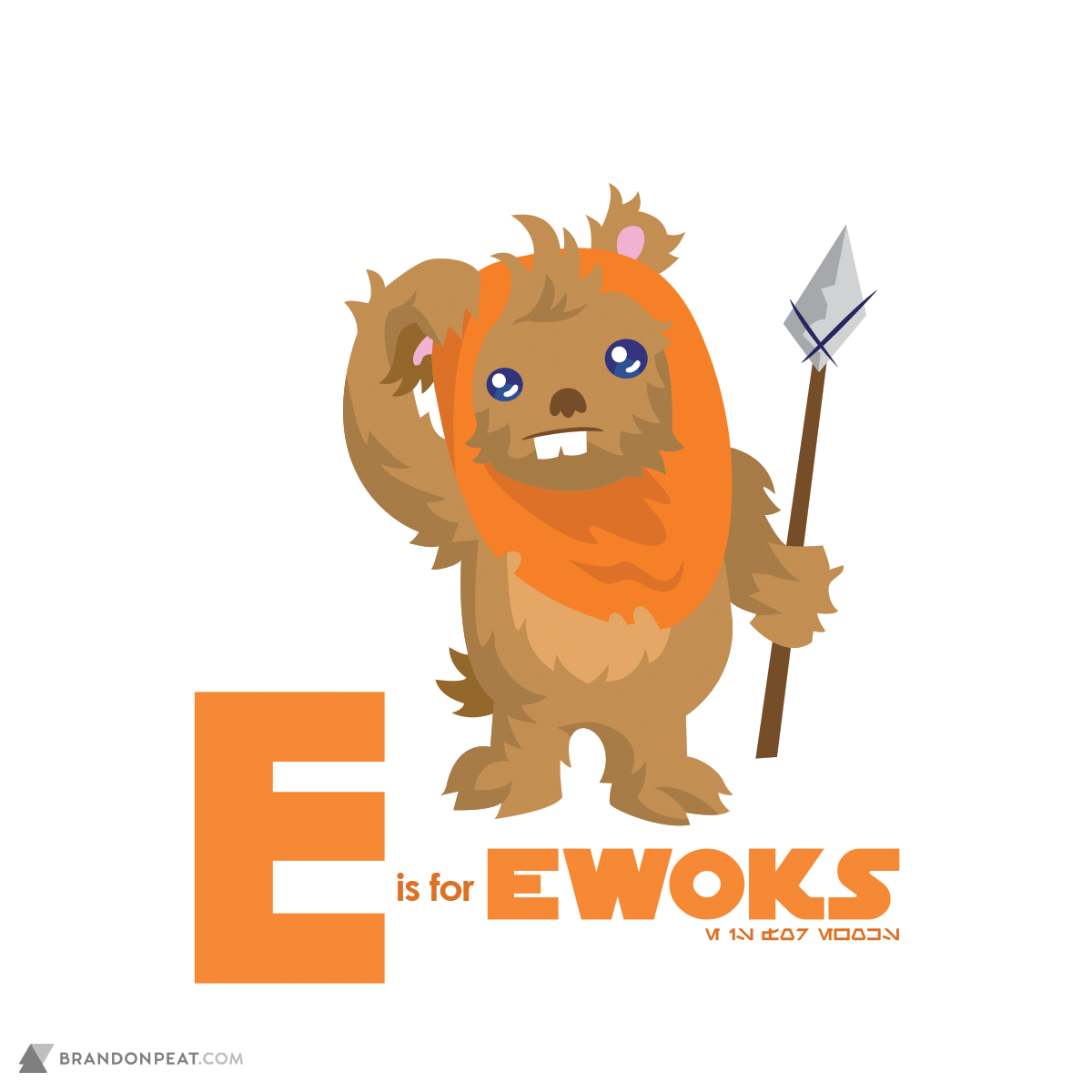 A Is For Ackbar: E Is For Ewoks