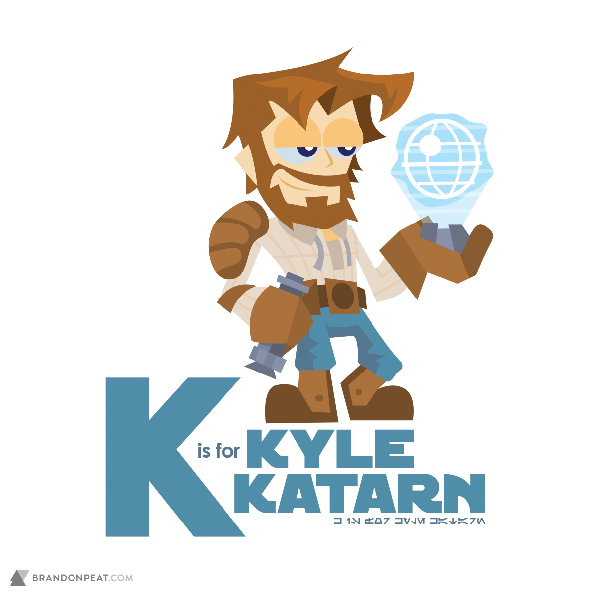A Is For Ackbar: K Is For Kyle Katarn