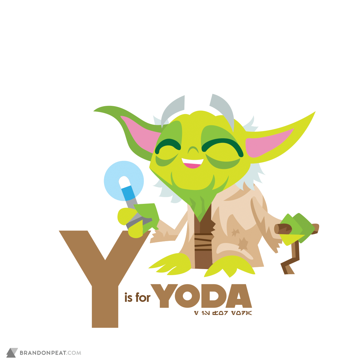 A Is For Ackbar: Y Is For Yoda