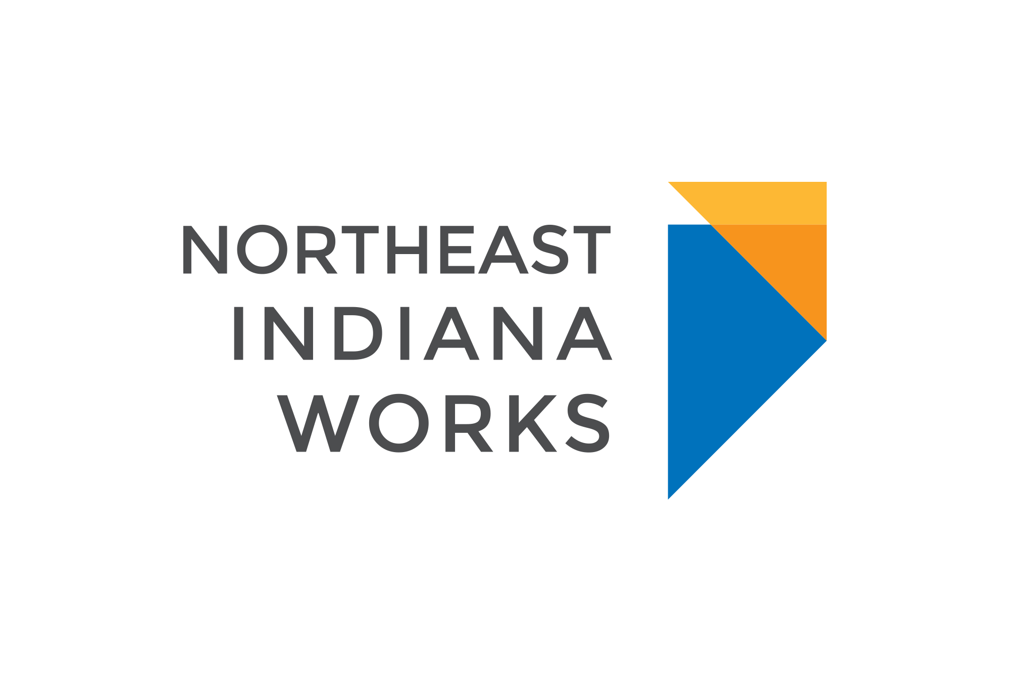 Northeast Indiana Works: Logo