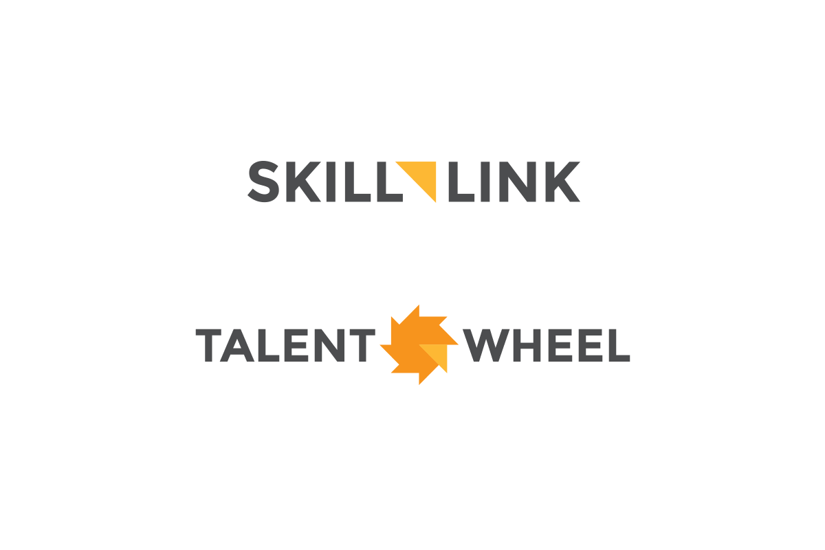 Northeast Indiana Works: SkillLink & TalentWheel logos