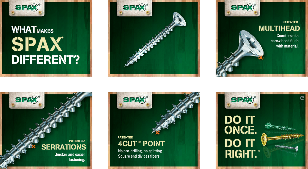 SPAX: Digital Ad